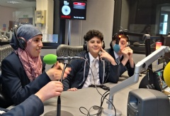 BACA's Poets Wow The BBC!