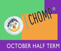 CHOMP Free Meals: October Half Term