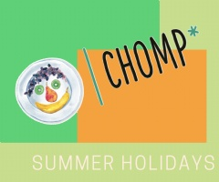 CHOMP Brighton: Summer Free Meals
