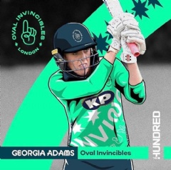 BACA CRICKET ACADEMY'S ASSISTANT COACH IS SIGNED FOR THE HUNDRED SIDE - THE OVAL INVINCIBLES