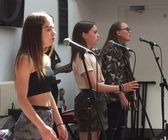 'Pitch Perfect' Performance at Brighton & Hove Music & Arts Service