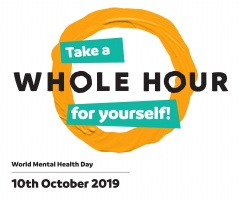 #IAMWHOLE - World Mental Health Day